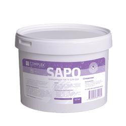 Complex Sapo 3,8кг, паста чистящая для рук Vortex Автохимия Автомойка