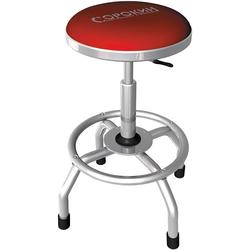 Сорокин 24.185 Табурет хромированный с микролифтом Сорокин Мебель металлическая Сервисное оборудование