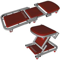 Сорокин 24.142 Лежак-сиденье для ремонта Сорокин Мебель металлическая Сервисное оборудование