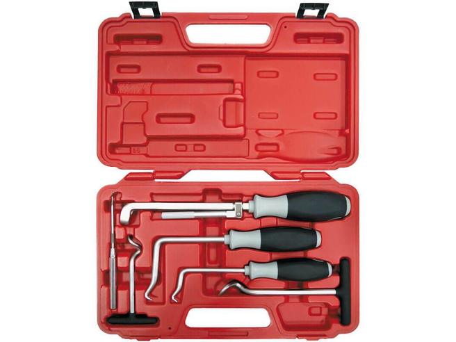 Комплект для снятия сальников и уплотнителей Сорокин 40.46 (6 предметов) Сорокин Ручной Инструмент